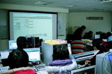 電腦教室(一)
